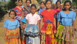 Girls from orissa