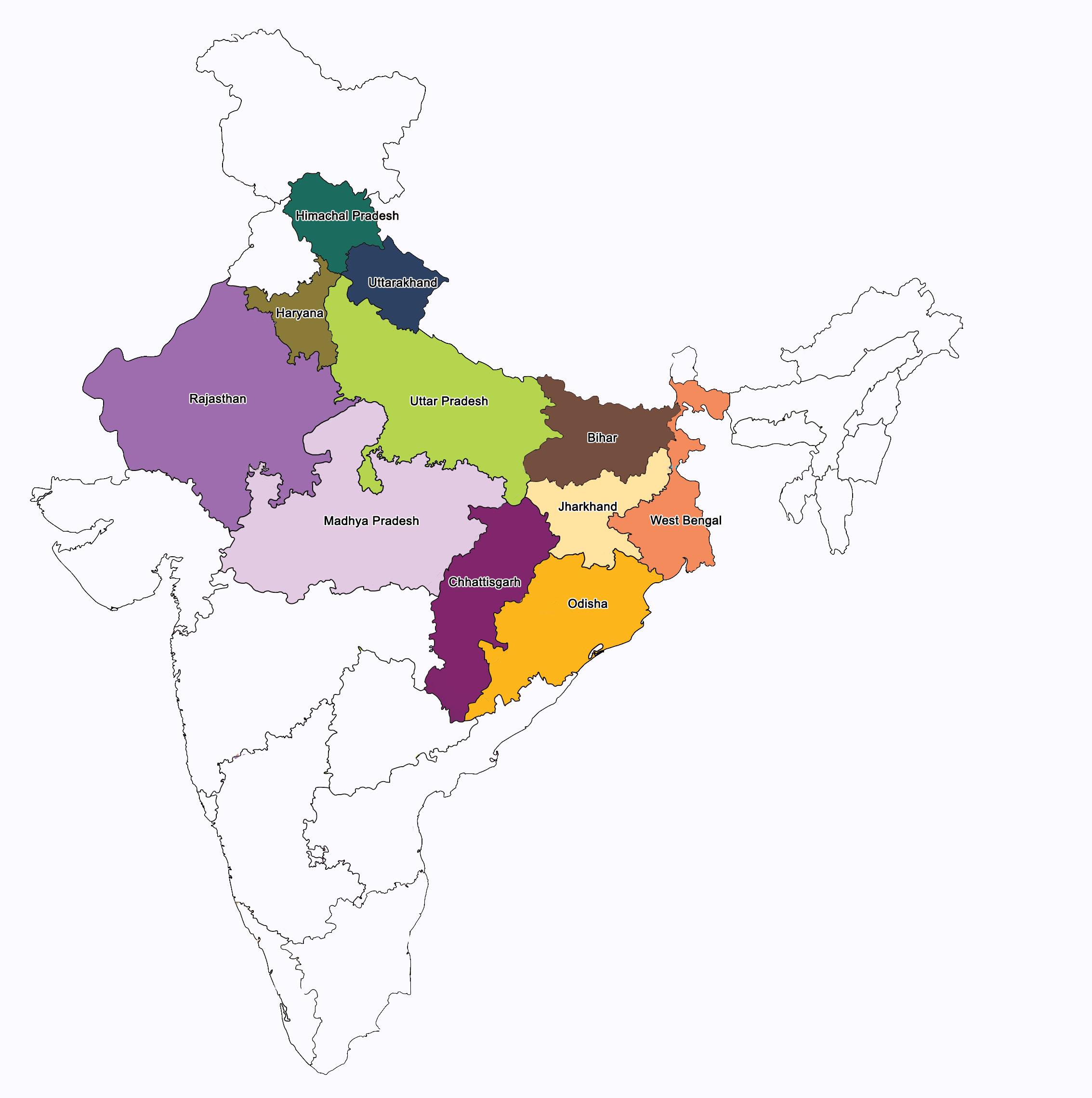 IIMPACT MAP